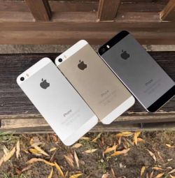 iPhone 5s 16/32/64 go