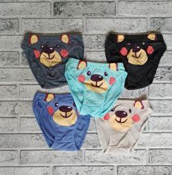 Panties for children 4/5 years x /