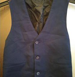 Vest for school