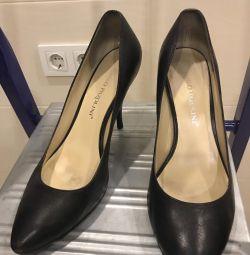 Туфли кожаные CorsoComo р-р 38