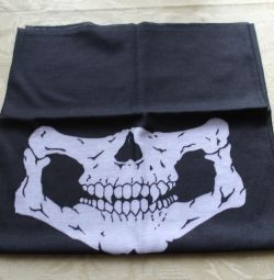 Balaclava Skull Jaw Mask