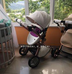 Stroller Hot mom