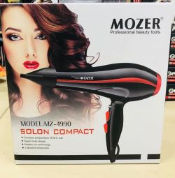 Hair dryer for styling