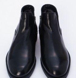 New winter boots, Baldinini