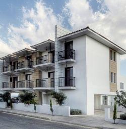 Larnaka'da 1 ve 2 yatak odalı güzel daire