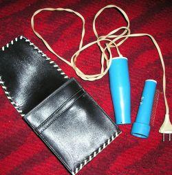 Hair dryer electronics FRDN-04/1, hair dryer Smile