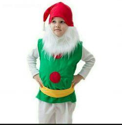 """Costum de carnaval """"Gnome"""""""
