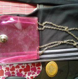 τσάντα για λίγο fashionista
