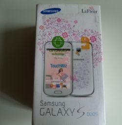 Box from SAMSUNG Galaxy S Duos La Fleur GT-S7562