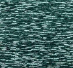 Κυματοειδές χαρτί. 50cm * 2,5m 180g χρώμα560 σκούρο ελαιόλαδο