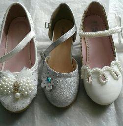 Kız çocukları için ayakkabı 33 35 36