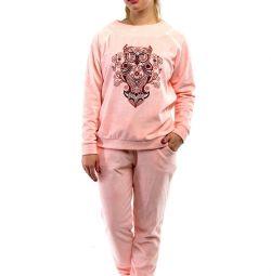 Σετ Γυναικών (Lotus) Ανοιχτό Ροζ