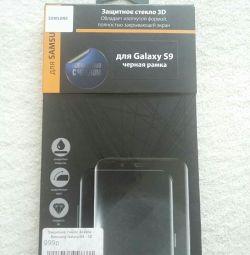 Sticlă de protecție Samsung Galaxy S9 nou!