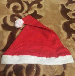 Χριστουγεννιάτικο καπέλο