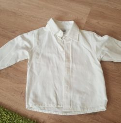Shirt for a boy 86р 12-18м