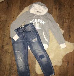 Jeans pentru femei Zara