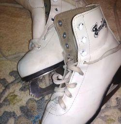 skates curly