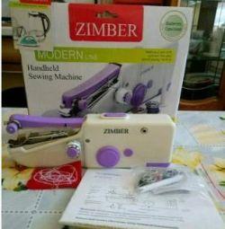 Manual mini-sewing machine Zimber ZM-10918