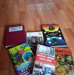 Cărți, diferite