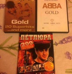 Discuri DVD cu muzică