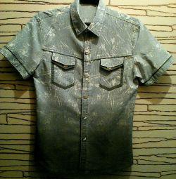 Button shirt