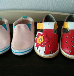 First shoes for babies
