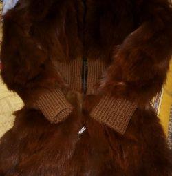 Palton de vulpe