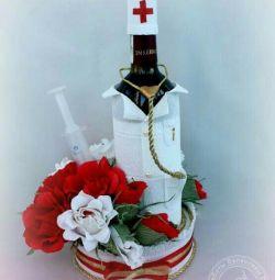 🚑 Doktora hediye