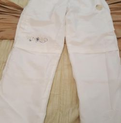 pantaloni sport fleece