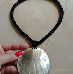 Shell and Bead Beads
