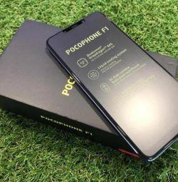 Xiaomi Pocophone F1 (64GB) (New, Warranty)