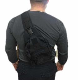 Τσάντα πάνω από τον ώμο