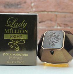 Paco Rabanne Lady Million Prive, Пако Рабанне