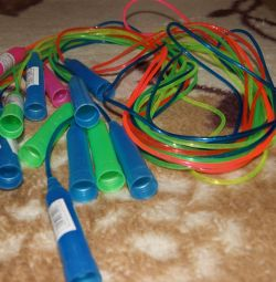 Jumping rope, new
