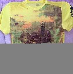 T-shirt Adidas, καινούριο. 44-46r. Το πρωτότυπο.