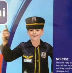 Oyun çocuk için Polis memuru uygun