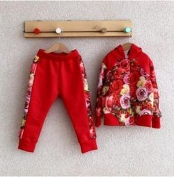 Tracksuit Coral