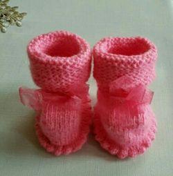 Cizme handmade