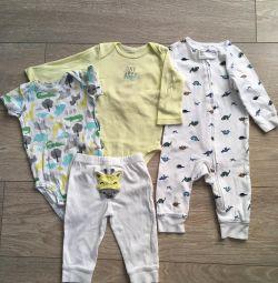 Carter's Kit (6 μήνες)