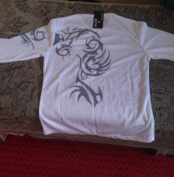 T-shirt με μακριά μανίκια (νέο)