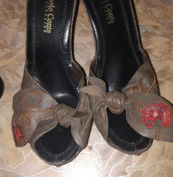 Sandals company Paolo Conte