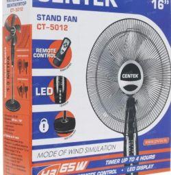 Новый, гарантия пульт вентилятор Centek CT-5012