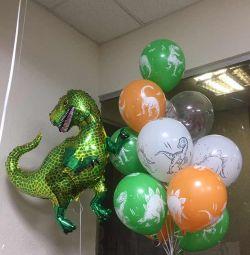 Dinosaur Balls