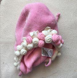 Beanie fleece material