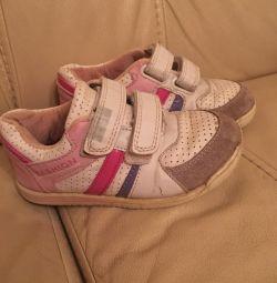 Sneakers 26 r-p natural