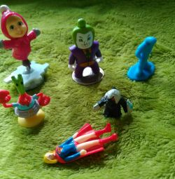 Іграшки з Кіндера