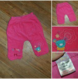 Corduroy panties