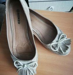 Μπαλέτο παπούτσια, σχολείο, γραφείο 38-39 RONZO