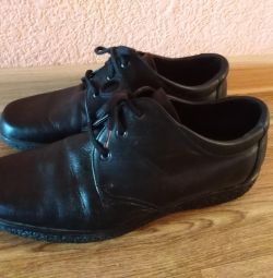 Men's orthopedic shoes. Size 40