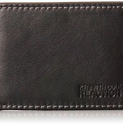 Kenneth Cole Leather Wallet.